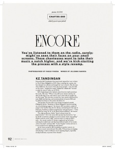 Encore 1 - May 2016