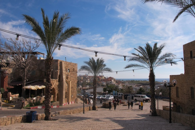 Jaffa, Tel Aviv's oldest neighbourhood