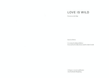 Love Is Wild 1